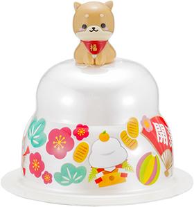 サトウの福餅入り鏡餅 干支オリジナルマスコット付き の商品画像
