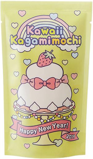サトウの鏡餅 賀正いっぽん Kawaii の商品画像
