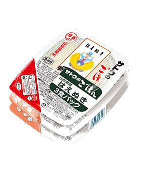 山形県産はえぬき 3食パック の商品画像