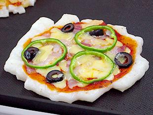 もちピザの画像