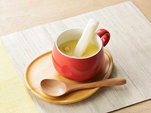 コーンスープつけ餅の画像