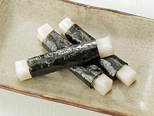 海苔巻き餅の画像
