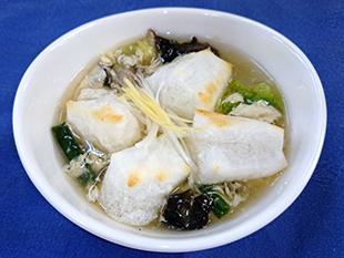 おこげ風中華スープの画像